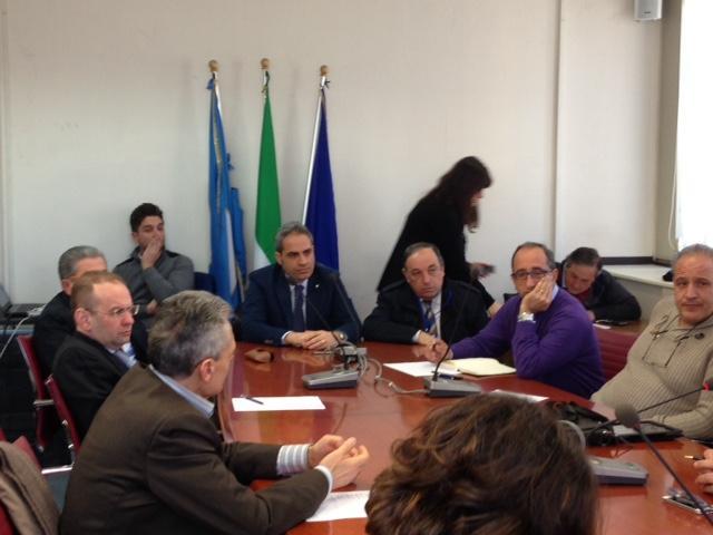 Cgs, Petracca: subito soluzioni dalla Regione