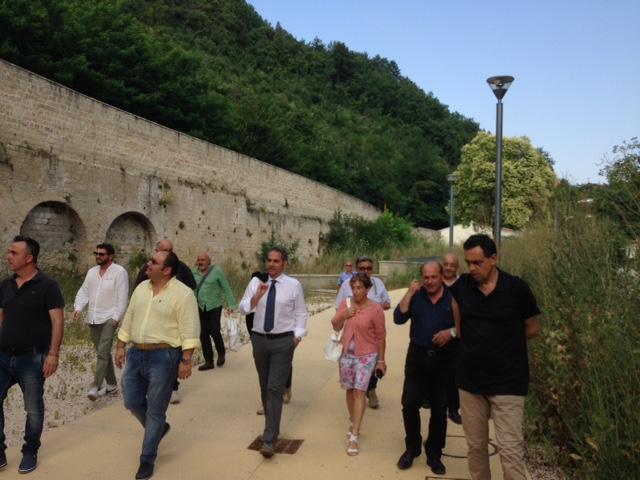 Petracca: progetto europeo per la valle del Sabato