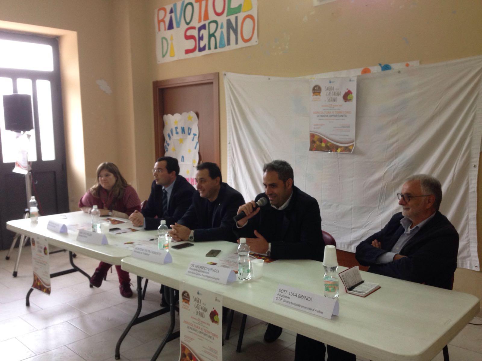 Castanicoltura, Petracca: subito tavolo di verifica