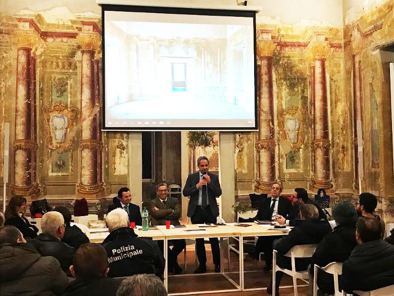 Consorzi castagna, Petracca presenta la proposta di legge