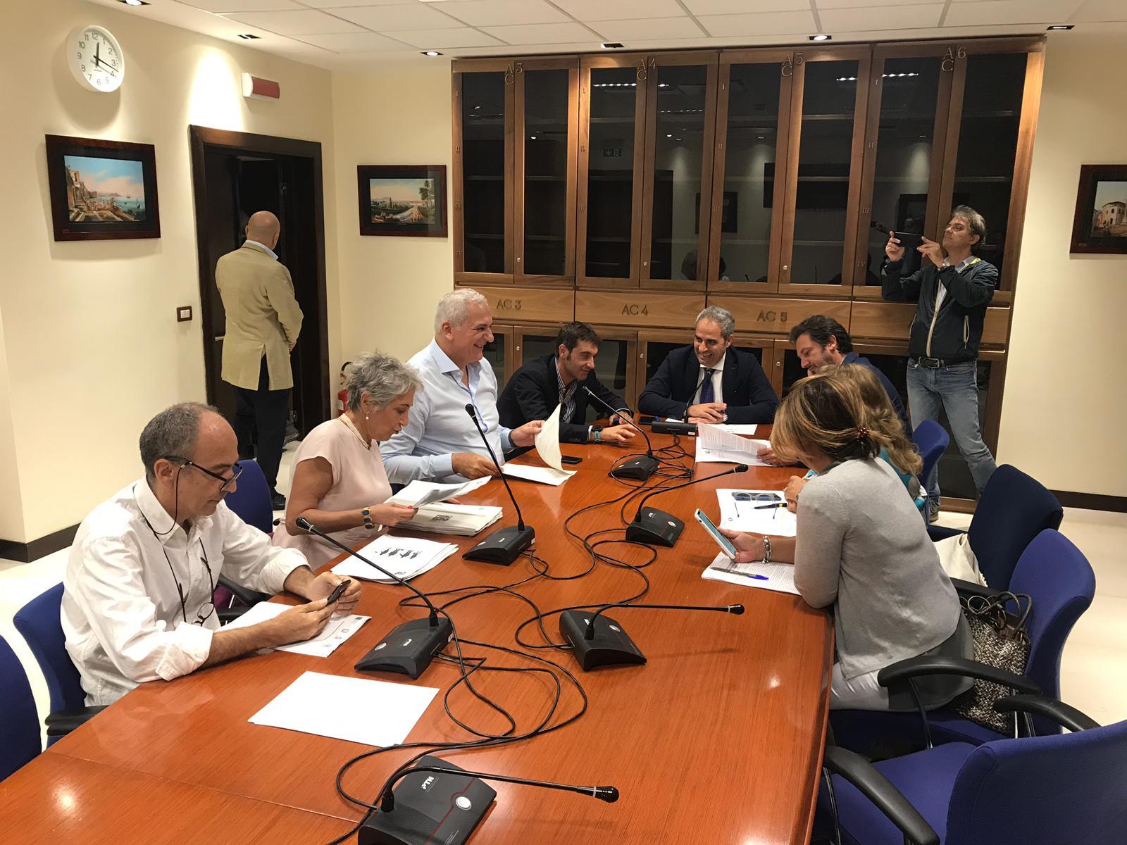 Psr, Petracca: consolidiamo collaborazione tra Giunta e Consiglio Regionale