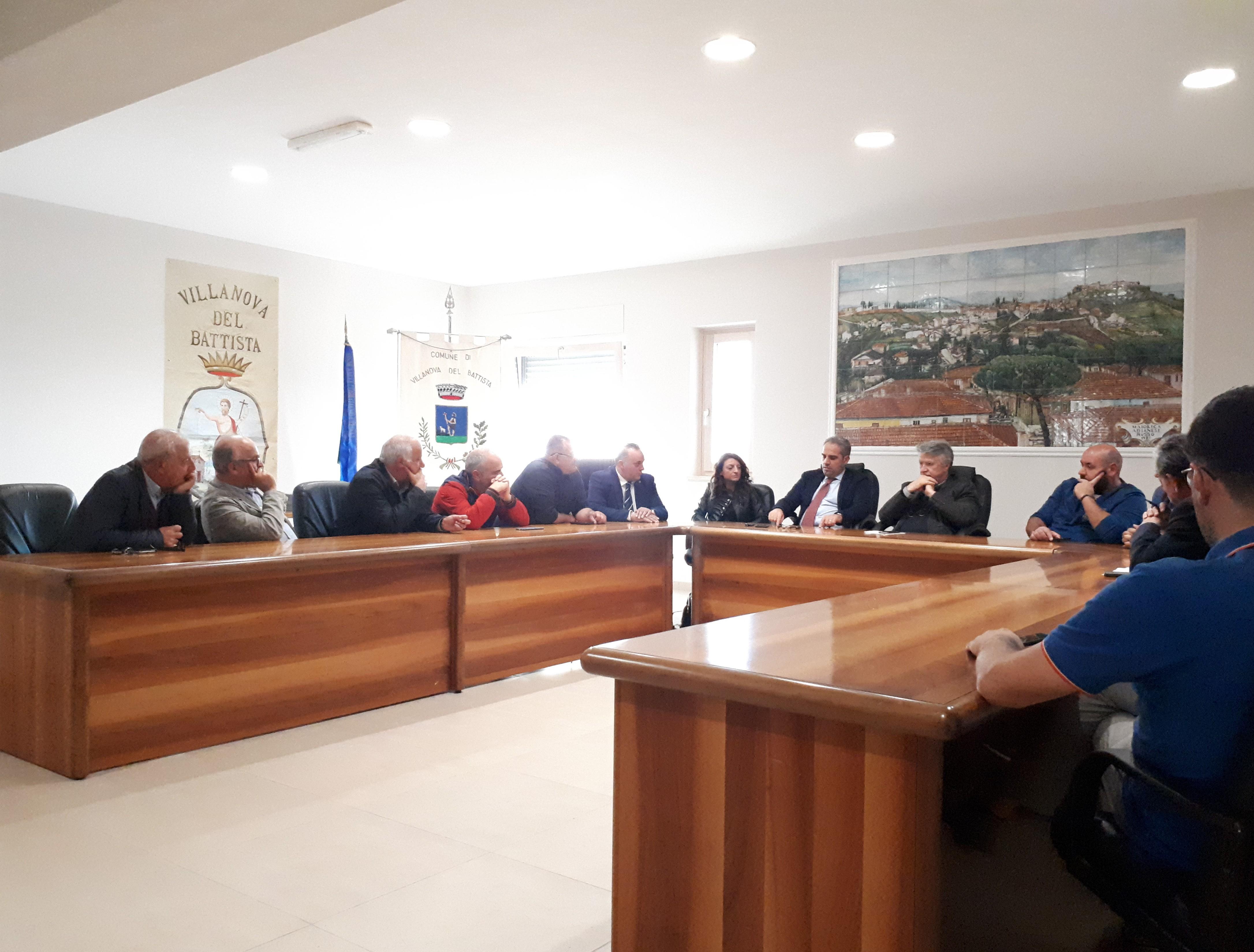 Petracca: un master plan per lo sviluppo di Baronia, Ufita, Valle del Cervaro e del Miscano