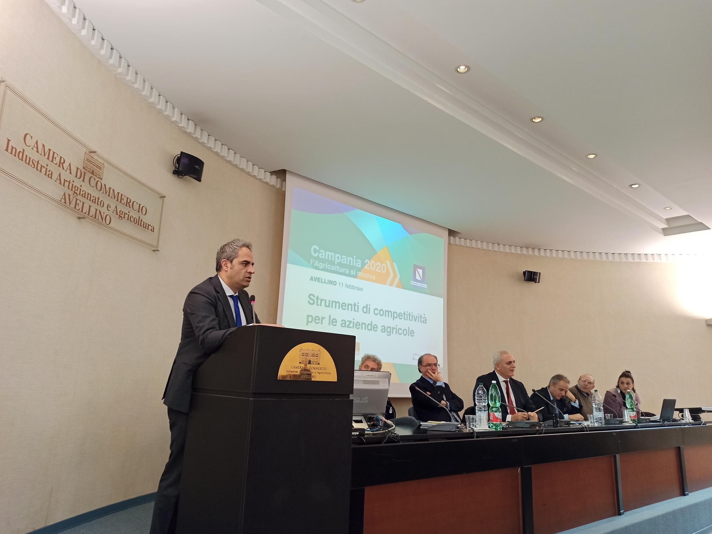 Chiuso l'iter per l'individuazione dei Distretti Rurali, Petracca: bene l'Irpinia, premiato lavoro sul territorio