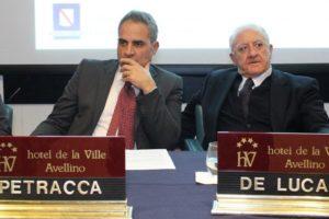 Petracca scrive al presidente De Luca: necessario un piano di aiuti per le aree interne